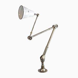 Lámpara de mesa de maquinista de Dugdills, años 20