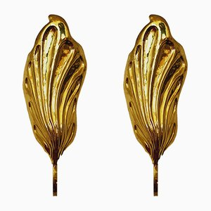 Hollywood Regency Sconces by Tommaso Barbi, 1960s, Set of 2