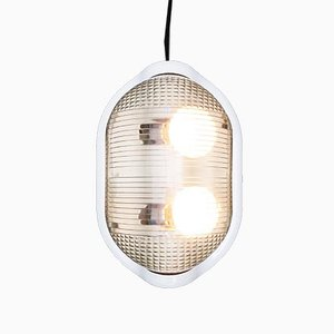 Lámpara de mesa Noce T italiana vintage de Achille Castiglioni para Flos