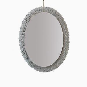 Austrian Backlit Mirror by Emil Stejnar for Rupert Nikoll, 1950s
