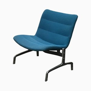 Vintage German Series 8000 Club Chair by Jørgen Kastholm for Kusch+Co
