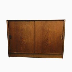 Mueble de teca de Herbert E. Gibbs, años 50