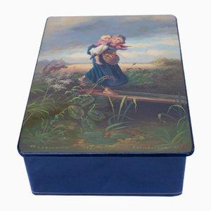 Dekorative Kiste, 1930er
