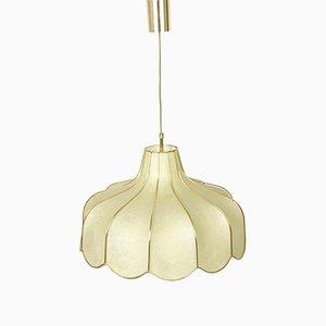 Lámpara de techo Cocoon, años 70