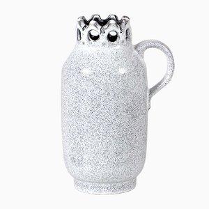 Vaso in ceramica di Hans Welling per Ceramano, anni '60