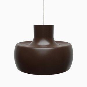 Lampe à Suspension Ubo Mid-Century par Bent Karlby pour ASK Belysninger, Danemark