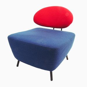Dutch Lounge Chair by Staccato van IQ for Multifoam, 1988