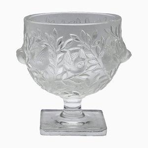 Vase en Cristal par Marc Lalique, 1961