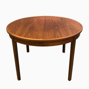Vintage Teak Fold Out Dining Table