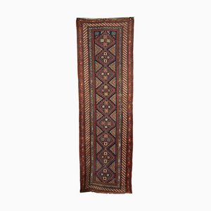 Vintage Middle-Eastern Woollen Carpet