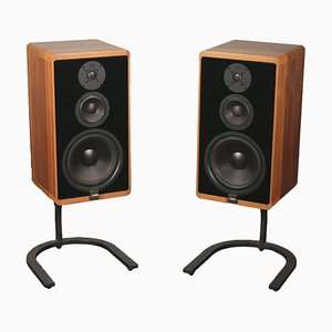 Karat 40 Speakers from Canton, 1940s, Set of 2