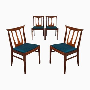 Dining Chairs from G-Plan, 1960s, Set of 4