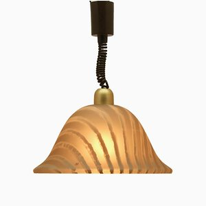 Mid-Century Modernist German Pendant Lamp from Peill & Putzler, 1960s