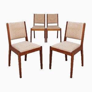 Chaises de Salle à Manger de A. Younger Ltd., années 50, Set de 4