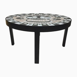 Ceramic Coffee Table, 1960s