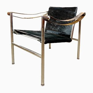 LC1 Lounge Chair by Le Corbusier for Cassina, 1960s
