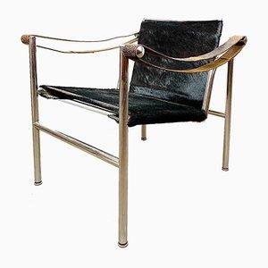 LC1 Stuhl von Le Corbusier für Cassina, 1960er