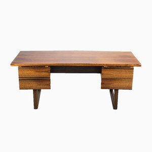Rosewood Executive Desk from Kondor, 1960s