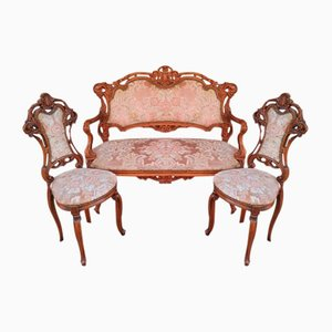 Mobilier de Salon Ancien