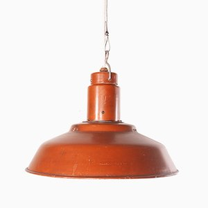 Industrial Ceiling Pendant Lamp, 1960s