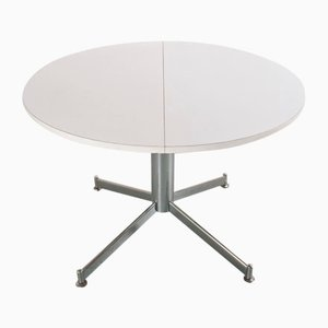 Vintage Metal and Formica Extendable Dining Table, 1960s
