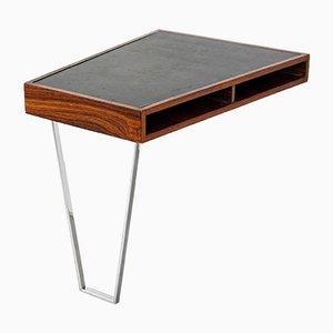 Tavolino in palissandro, anni '70