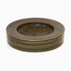 Stoneware Bowl by Petersen, Valdemar for Bing & Grondahl, 1960s