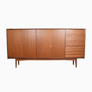 Large Mid-Century Teak Sideboard from Bartels, 1960s