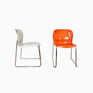 Lounge Chairs by Gerd Lange for Drabert, 1980s, Set of 2