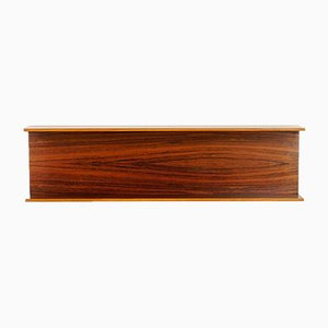 German Rosewood Shelf by Walter Wirz for Wilhelm Renz, 1960s