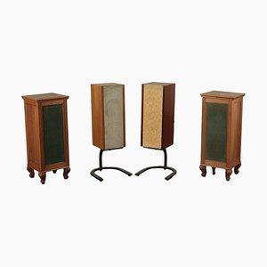 Vintage Lautsprecher von Blaupunkt, 1960er, 2er Set