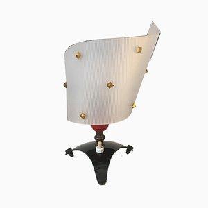 Lampada da tavolo vintage di Pierre Guariche per Disderot, anni '50