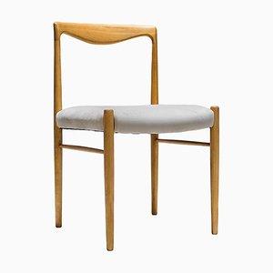 Chaises de Salle à Manger Mid-Century par Kai Lyngfeldt Larsen pour Søren Willadsen Møbelfabrik, Danemark, années 60, Set de 4