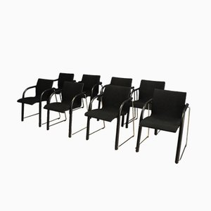 Armchairs from Thonet, 1960s, Set of 8