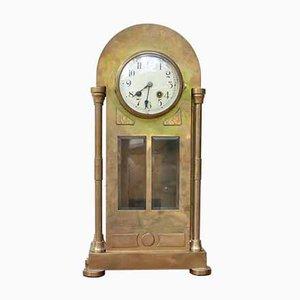 Reloj de caja alta modernista, años 20