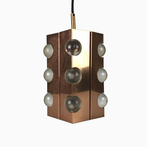 Mid-Century Ceiling Lamp by Werner Schou for Coronell Elektro