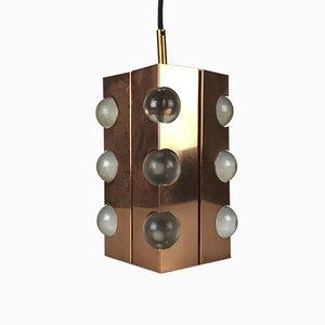 Mid-Century Deckenlampe von Werner Schou für Coronell Elektro