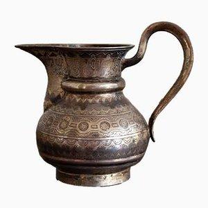 Antike Milchkanne aus Silber