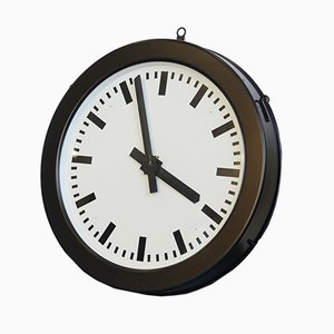 Orologio vintage industriale di Bohmeyer, anni '30