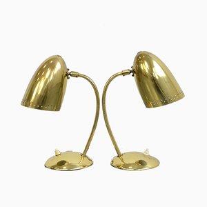 Lampe de Bureau Modèle 4007 par Christian Dell pour Kaiser Idell / Kaiser Leuchten, années 30