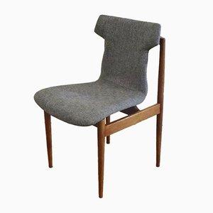 Chaises de Salle à Manger Modèle IK en Palissandre par Inger Klingenberg pour Fristho, années 60, Set de 4