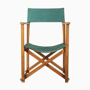 Vintage Italian Folding Armchair, 1960s