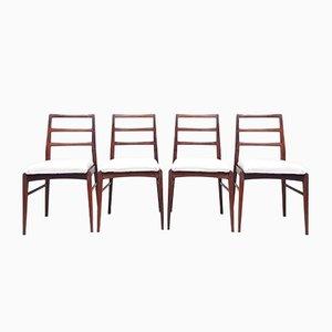 Esszimmerstühle von Richard Hornby für Fyne Ladye, 1960er, 4er Set
