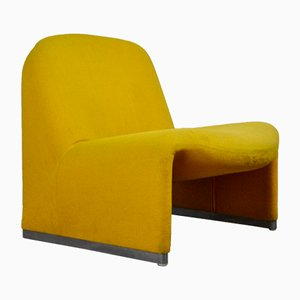 Vintage Alky Lounge Chair by Giancarlo Piretti for Anonima Castelli