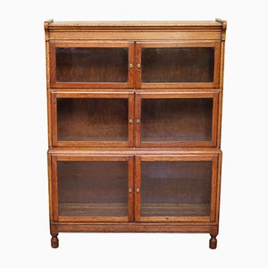 Oak Stacking Bookcase, 1920s