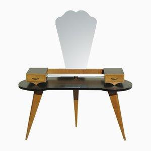 Vintage Oak Dressing Table, 1950s