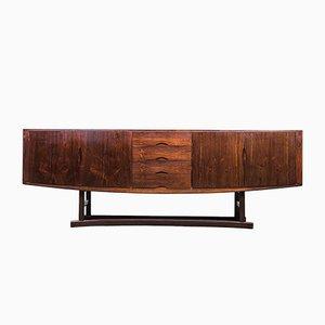 HB20 Sideboard aus Palisander von Johannes Andersen für Hans Bech, 1960er