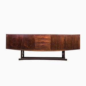 Rosewood HB20 Sideboard by Johannes Andersen for Hans Bech, 1960s