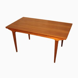 Teak Extendable Dining Table from LB, 1960s