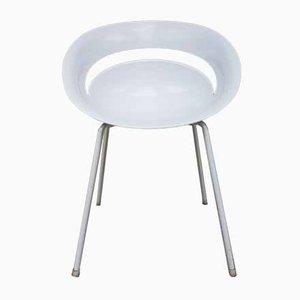 Italienischer Mid-Century Stuhl, 1980er